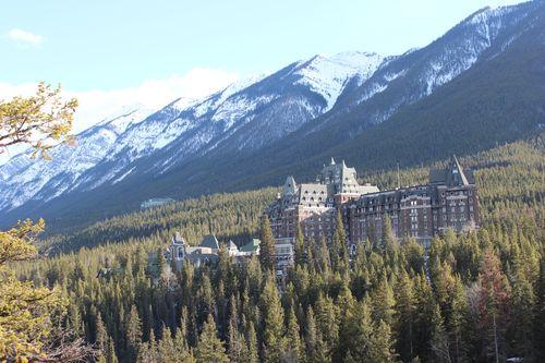 Banff Canada May 1, 2011 532
