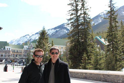 Banff Canada May 1, 2011 344