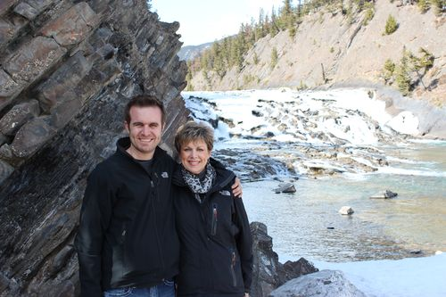 Banff Canada May 1, 2011 475