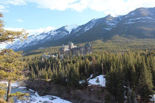 Banff Canada May 1, 2011 531