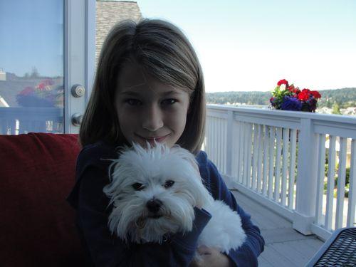 Elliott's 21st Birthday and Brenna's Visit July 2010 040