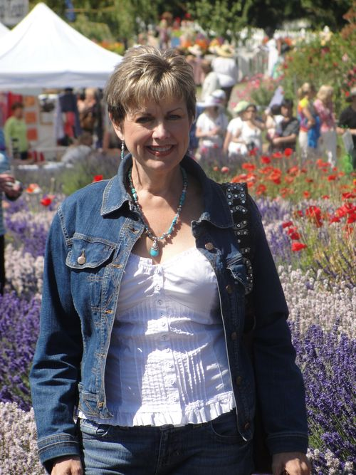 July 2010 House and Lavender Festival 040