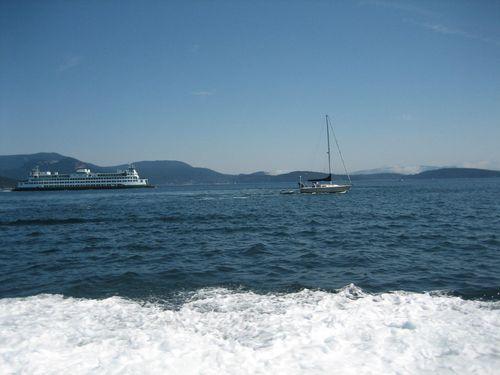 Ashley and Brenna's visit 09 San Juan Islands Friday Harbor 084