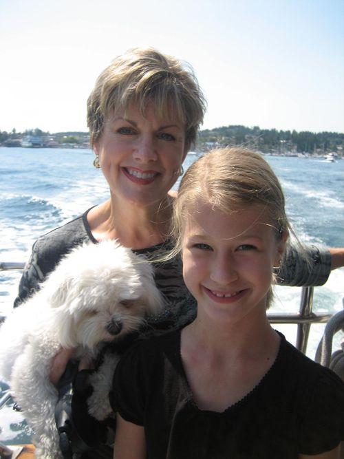 Ashley and Brenna's visit 09 San Juan Islands Friday Harbor 282