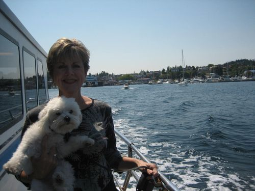 Ashley and Brenna's visit 09 San Juan Islands Friday Harbor 275