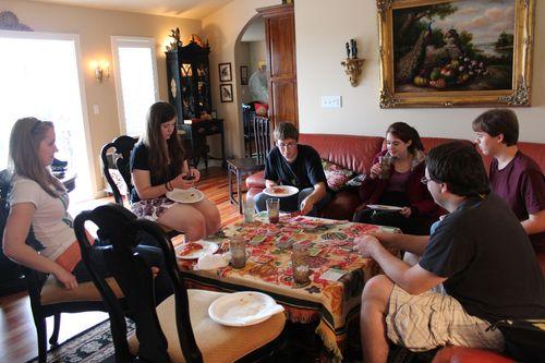 Elliott's 22nd birthday party Aug 2011 028