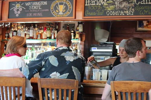 Harbor Public House and Bainbridge Island 079