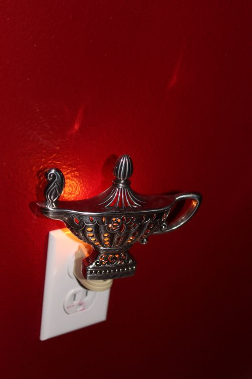 Dining room  Heirloom Red Vlaspar from Lowe's 056