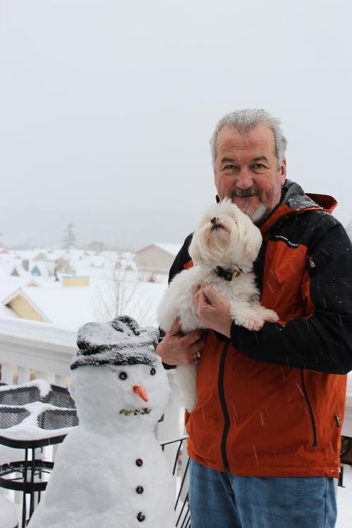 First snow of season Jan. 26, 2012 Poulsbo 097