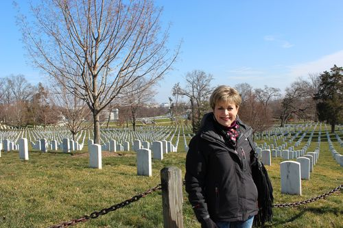 Arlington Cemetary, National Archives, Art WA DC 2.17.12 031