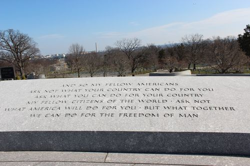 Arlington Cemetary, National Archives, Art WA DC 2.17.12 060