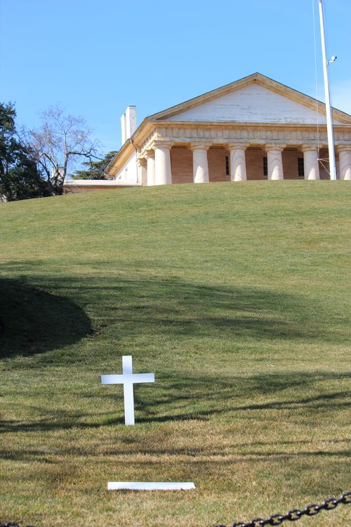 Arlington Cemetary, National Archives, Art WA DC 2.17.12 086