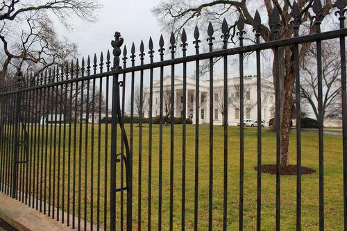 Washington, DC. 2.16.12 and White House 075