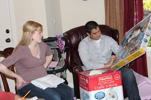 Misc.photos and Baby Shower for Anita and Michael VanBerkom 121