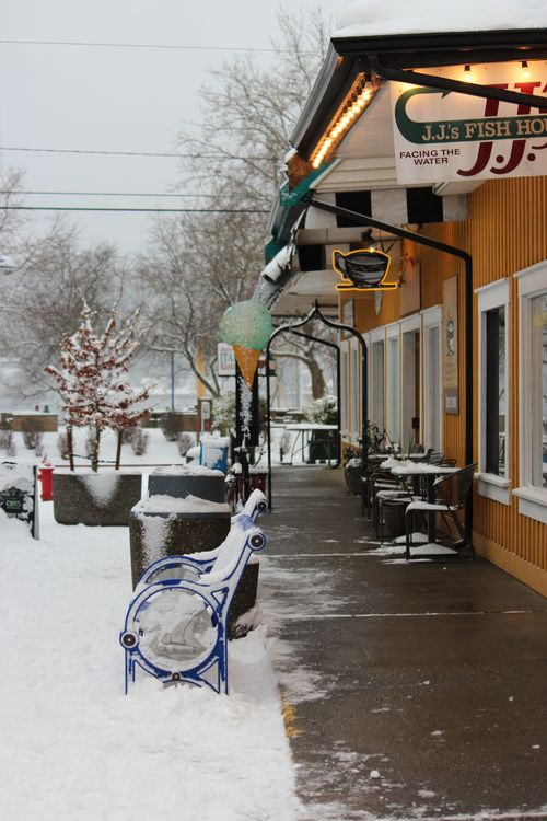 First snow of season Jan. 26, 2012 Poulsbo 045