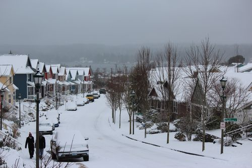 First snow of season Jan. 26, 2012 Poulsbo 006