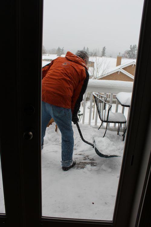 First snow of season Jan. 26, 2012 Poulsbo 083