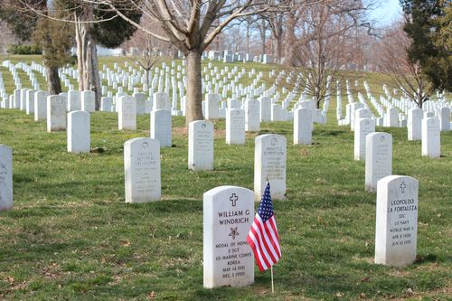 Arlington Cemetary, National Archives, Art WA DC 2.17.12 248
