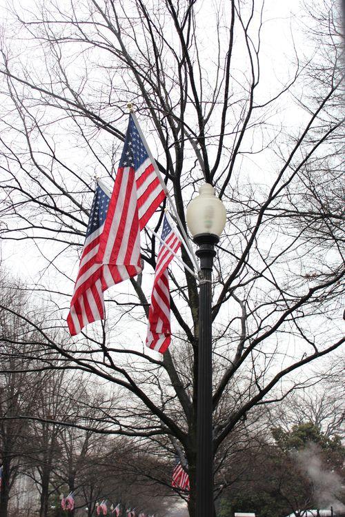 Washington, DC. 2.16.12 and White House 092
