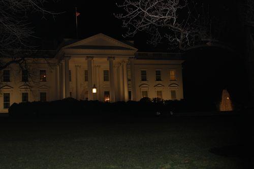Washington, DC. 2.16.12 and White House 109