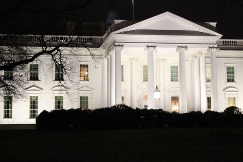 Washington, DC. 2.16.12 and White House 122