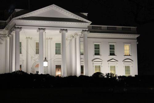 Washington, DC. 2.16.12 and White House 123