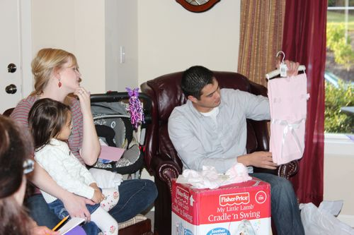 Misc.photos and Baby Shower for Anita and Michael VanBerkom 111