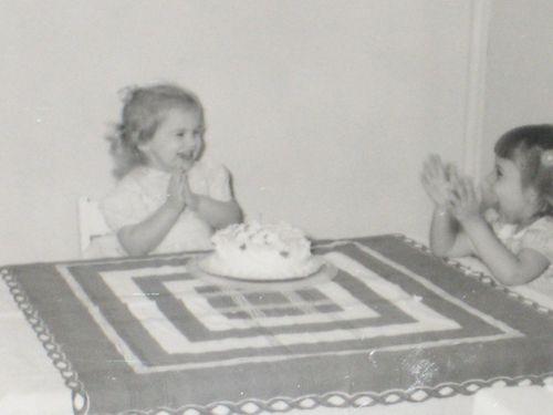 Childhood photos of Kim 017