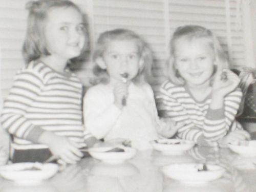 Childhood photos of Kim 002