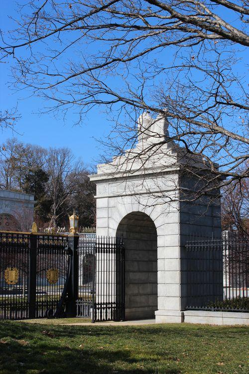 Arlington Cemetary, National Archives, Art WA DC 2.17.12 008