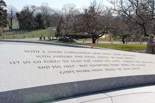 Arlington Cemetary, National Archives, Art WA DC 2.17.12 061