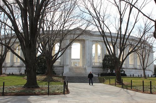 Arlington Cemetary, National Archives, Art WA DC 2.17.12 155