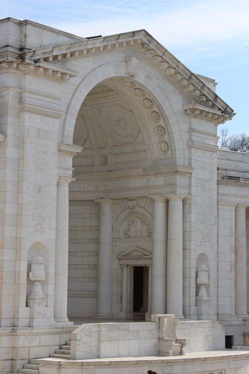 Arlington Cemetary, National Archives, Art WA DC 2.17.12 171
