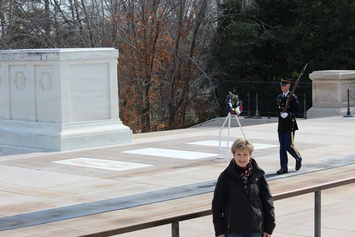 Arlington Cemetary, National Archives, Art WA DC 2.17.12 202