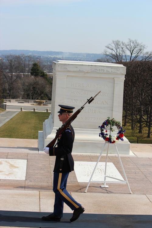 Arlington Cemetary, National Archives, Art WA DC 2.17.12 200
