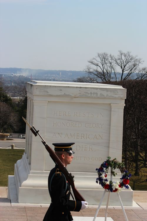 Arlington Cemetary, National Archives, Art WA DC 2.17.12 198