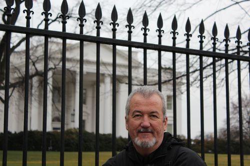 Washington, DC. 2.16.12 and White House 051