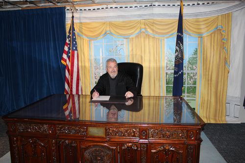 Washington, DC. 2.16.12 and White House 103