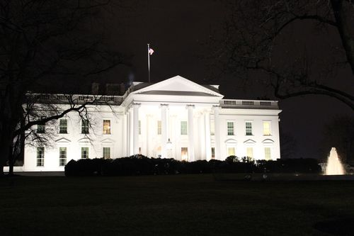 Washington, DC. 2.16.12 and White House 115