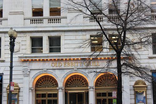 Washington, DC. 2.16.12 and White House 032