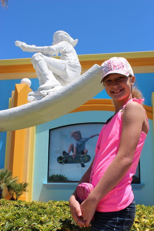 Cocoa Beach, Florida  April 2012 264